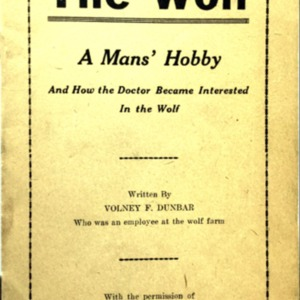 Carolyn-Hedlund-The Wolf- A Man's Hobby by Volney F. Dunbar.pdf